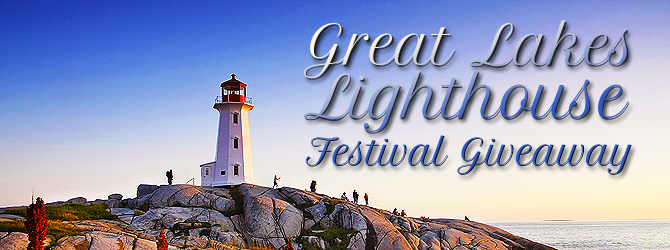 Great Lakes Lighthouse Festival Giveaway