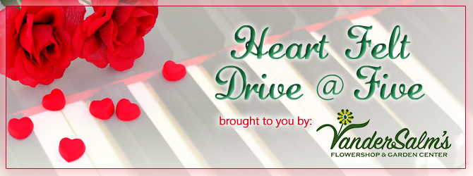 Heart Felt Drive @ Five