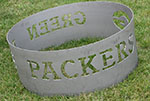 Fire ring photo side view Packers