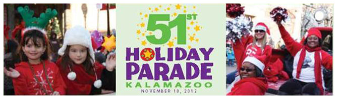 Kalamazoo Holiday Parade