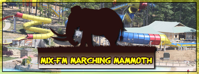MIX-FM Marching Mammoth