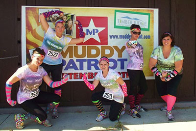 Muddy Patriot Participants