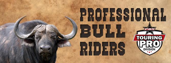 Professional Bull Riders Banner