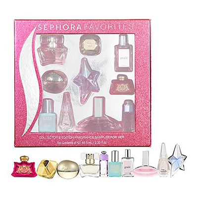 Sephora Favorites Collector's Edition Fragrance Sampler For Her