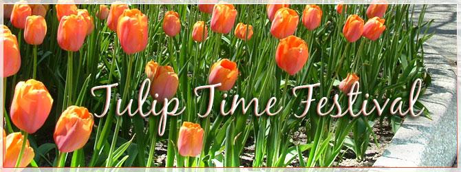 Tulip Time Festival - Holland, Michigan