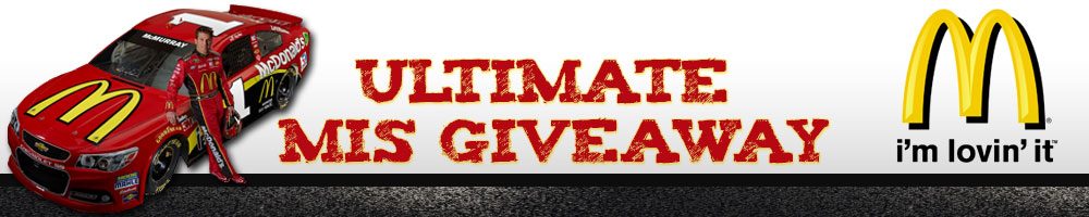 McDonald's - Ultimate MIS Giveaway
