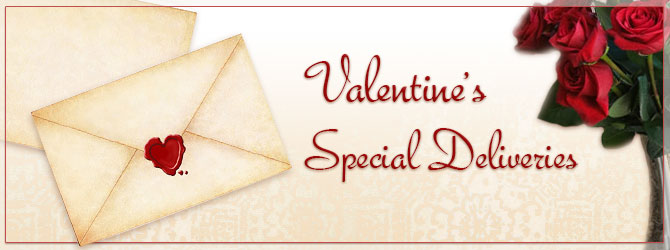 Valentine's Special Deliveries