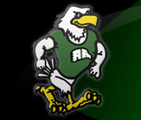 Almond-Bancroft Eagles Logo
