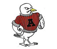 Antigo Red Robins Logo