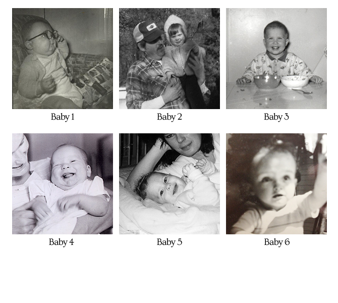 On Air Personalities baby Photos