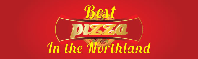 Best Pizza in Northland Banner