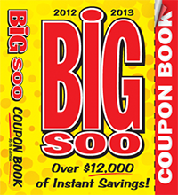 Big Soo Coupon Book