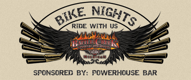 Bike Nights Banner