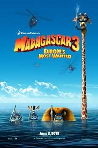 _Madagascar 3: Europe's Most Wanted 3D