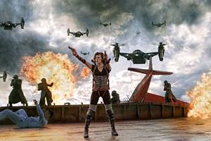 _Resident Evil: Retribution