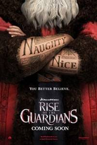 _Rise of the Guardians 3D
