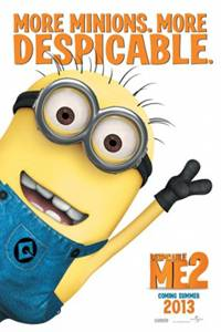 _Despicable Me 2 in 3D