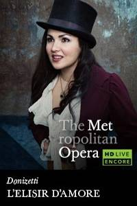 _The Metropolitan Opera: L'Elisir d'Amore Encore