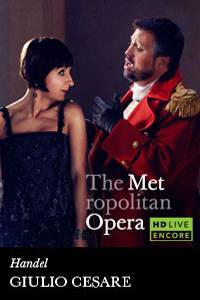 _The Metropolitan Opera: Giulio Cesare Encore