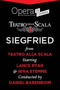 _Opera in Cinema: Siegfried from Teatro alla Scala