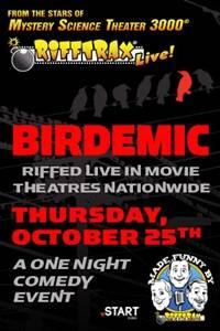 _RiffTrax Live: Birdemic