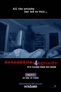 _Paranormal Activity 4: The IMAX Experience