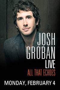_Josh Groban Live: All That Echoes
