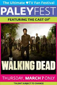 _PaleyFest featuring The Walking Dead