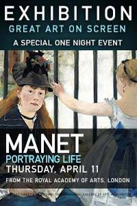 _EXHIBITION: Manet: Portraying Life