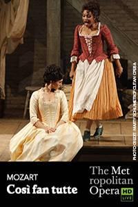 _The Metropolitan Opera: Cosi Fan Tutte