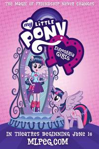 _My Little Pony Equestria Girls