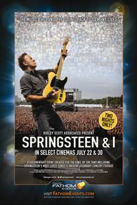 _Springsteen and I 2nd Showing