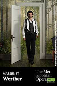 _The Metropolitan Opera: Werther ENCORE