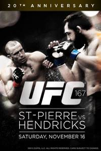 _UFC 167: St-Pierre vs. Hendricks