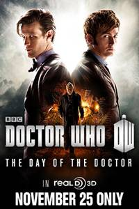 _DOCTOR WHO: The Day of the Doctor in 3D