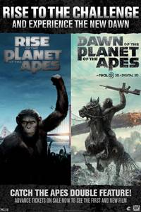 _Apes Double Feature