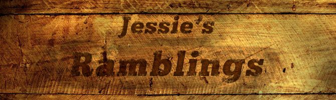 Jessie's Ramblings Banner Blog