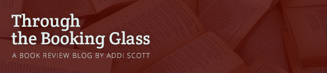 Through the Booking Glass Blog Header