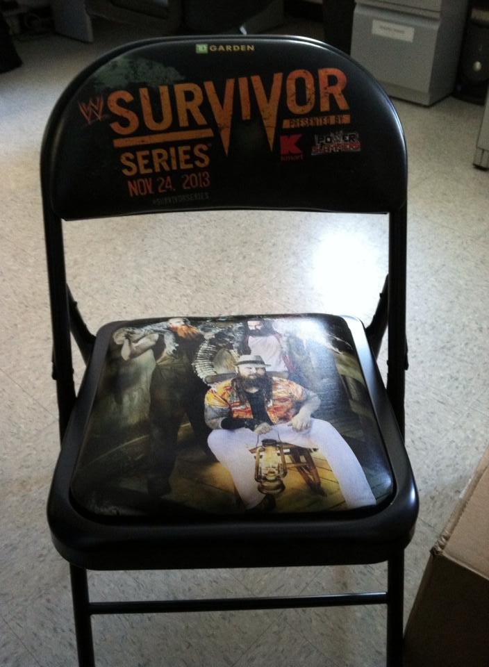 WWE Chair