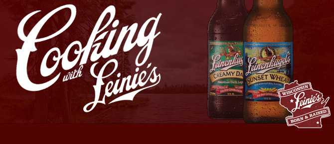 Cooking with Leinies
