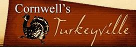 Cornwell's Turkeyville logo