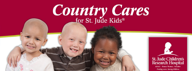 St. Jude Country Cares Radiothon