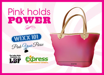 Pink Your Purse image