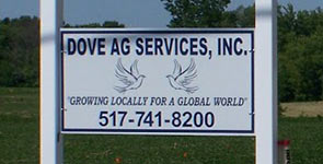 Dove Ag Services Logo