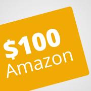 $100 Amazon