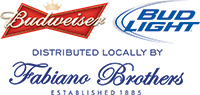 Budwesier and Bud Light from Fabiano Brothers