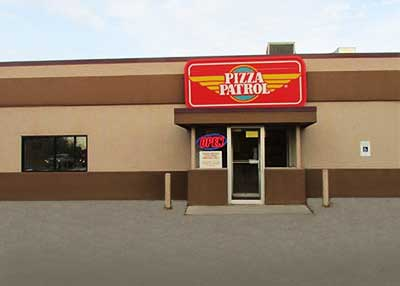 Pizza Patrol Front Image