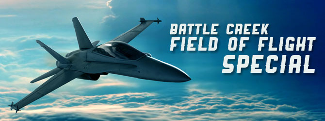 Field of Flight Banner