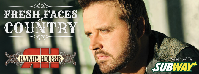 Fresh Faces of Country Music - Randy Houser