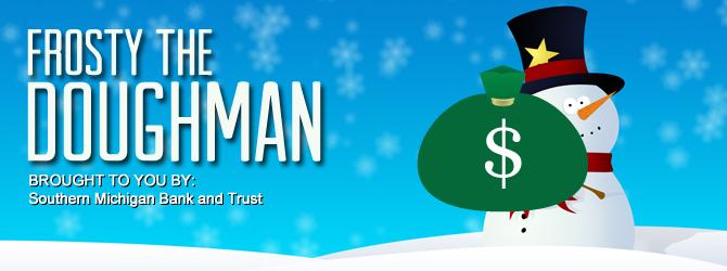 Frost the Doughman Banner